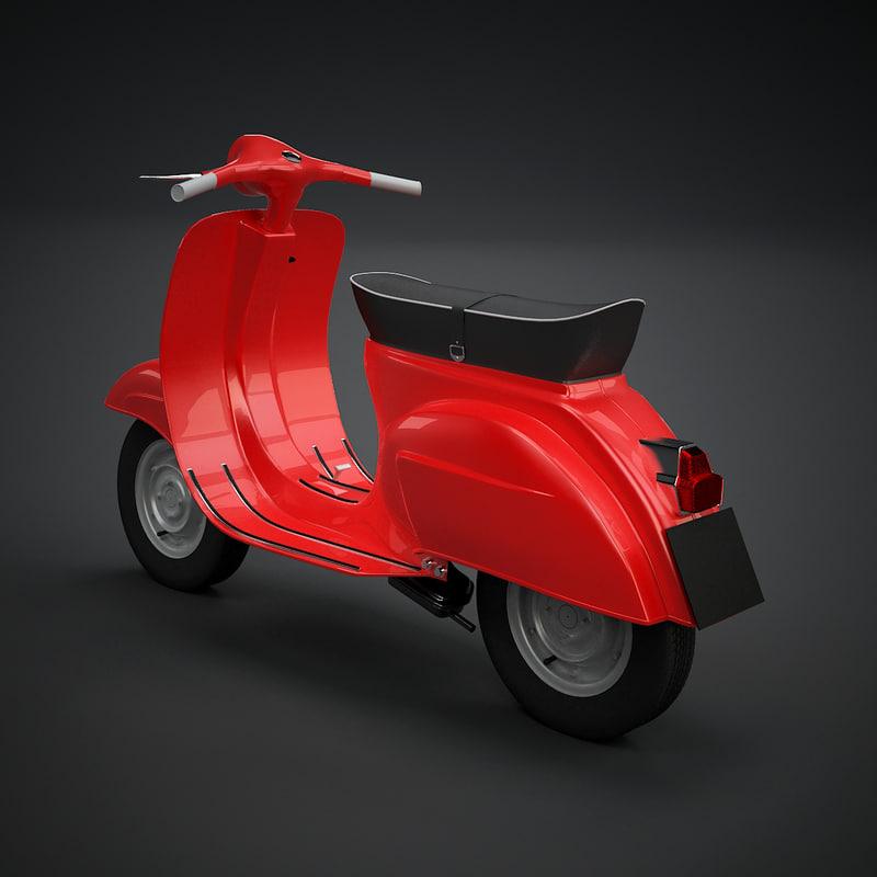 vespa 50s 1967 max