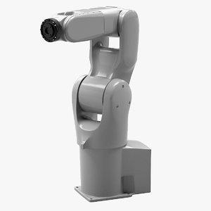 3d max industrial robot