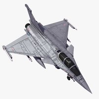 Rafale M Naval Fighter