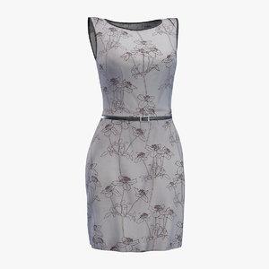 3dsmax dress v-ray