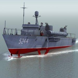 Type025 Motor Torpedo Boat