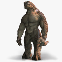 humanoid dna huge 3d ma