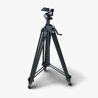 3d model tripod user-data xpresso