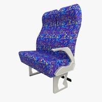 3d coach seat 1