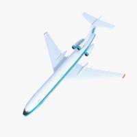 Tu-154 Jet