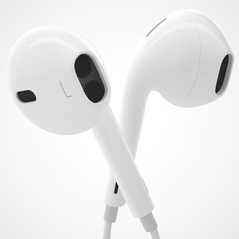 max new apple earpods
