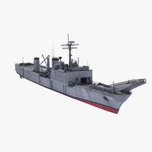 3d chung ho lst ship