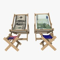 3ds chairs money euro