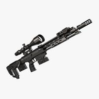 Sniper Rifle DSR 1