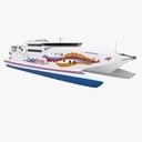 ferry 3D models