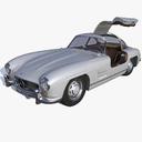 SL class 3D models
