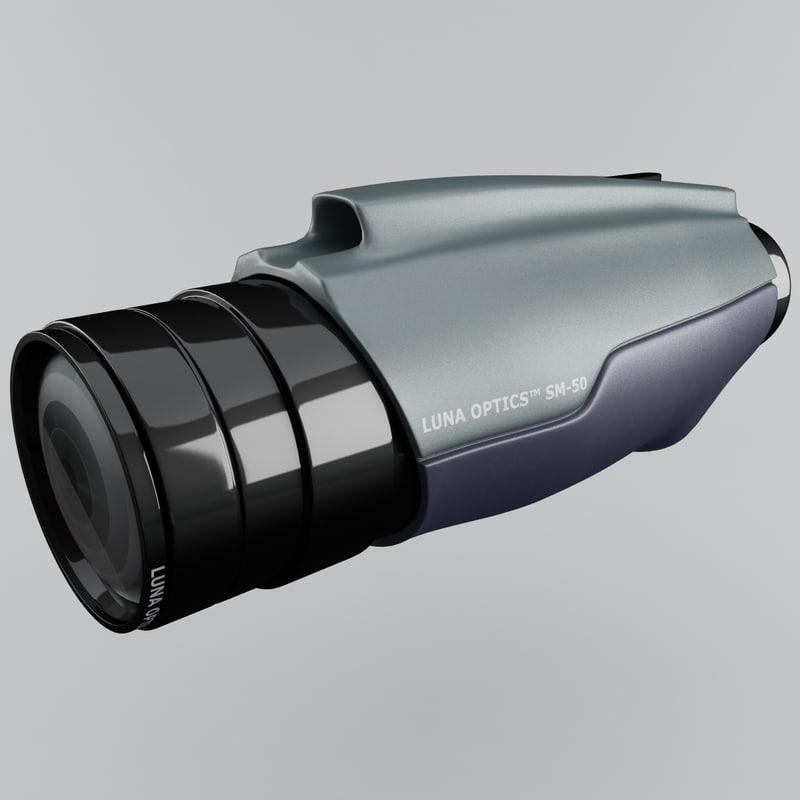 3d model maverick sm 50 night vision