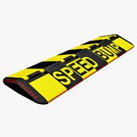 speed bump 3ds