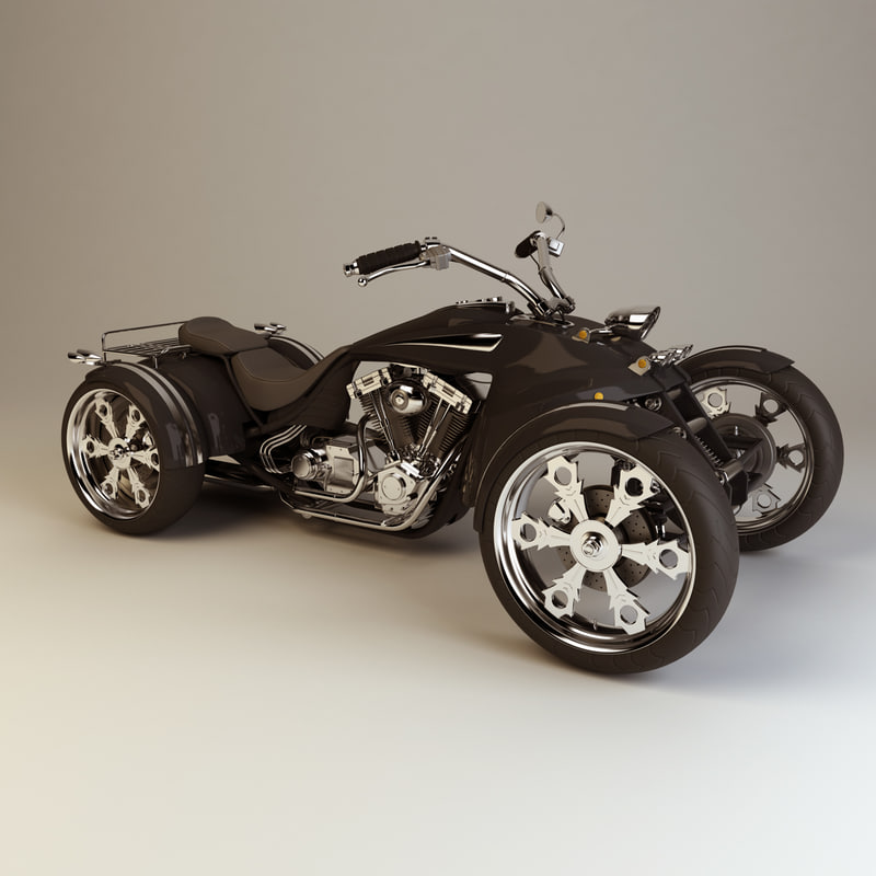 custom quad chopper max