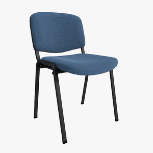 visitor chair 3ds