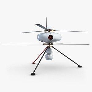 drone it180 infotron 3d 3ds