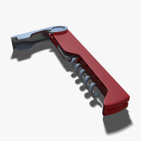 Corkscrew Wine Key