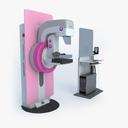 Mammogram 3D models