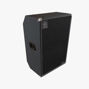 3d ampeg speaker