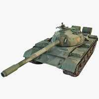 Type 59 China Main Battle Tank