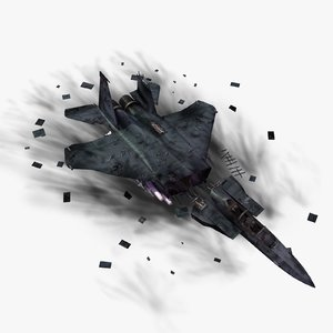 3ds max crashed f15 eagle