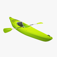 Small Recreational Kayak