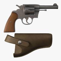 Pistol 38 Caliber