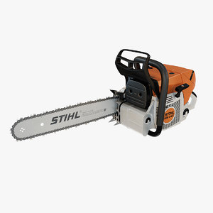 max stihl chain saw ms