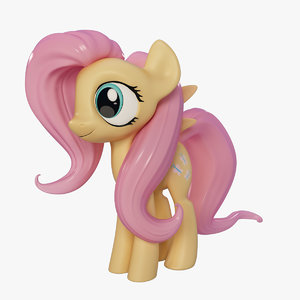 3ds little pony fluttershy