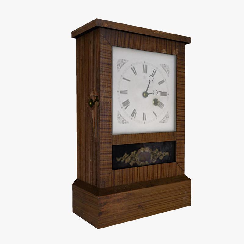 max old clock