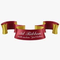 3d Ribbon 02