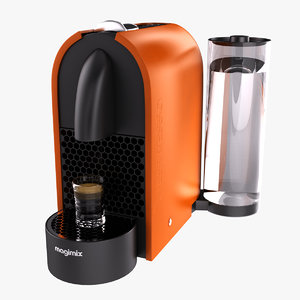 nespresso magimix u 3d max