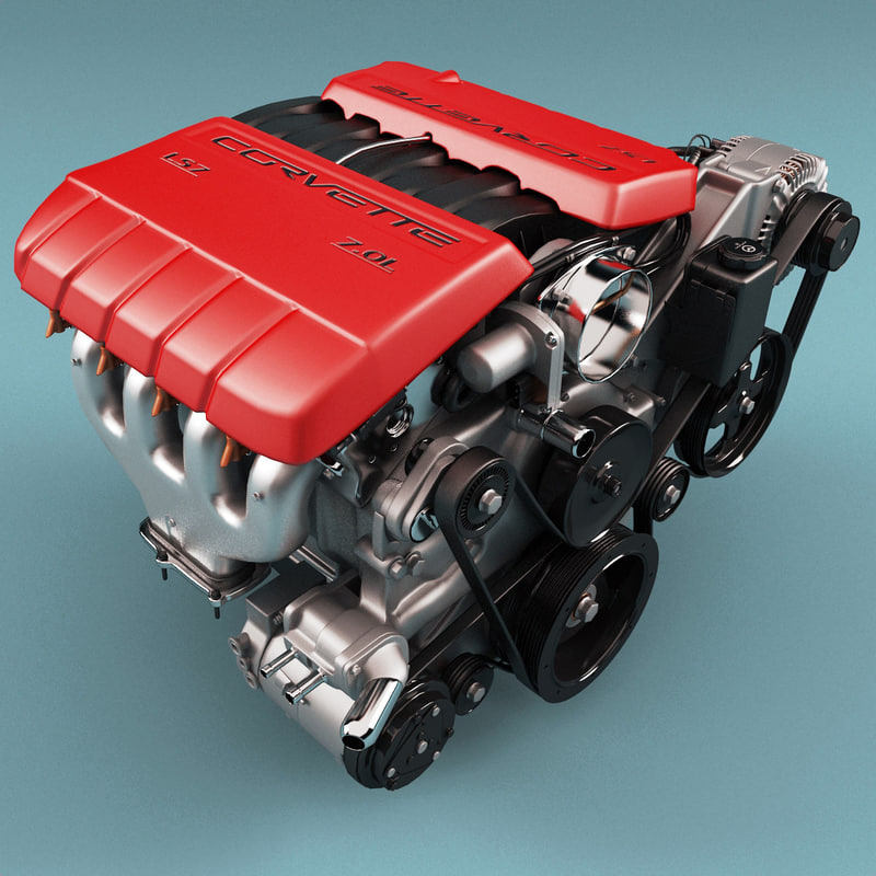 chevrolet corvette ls7 engine motor max