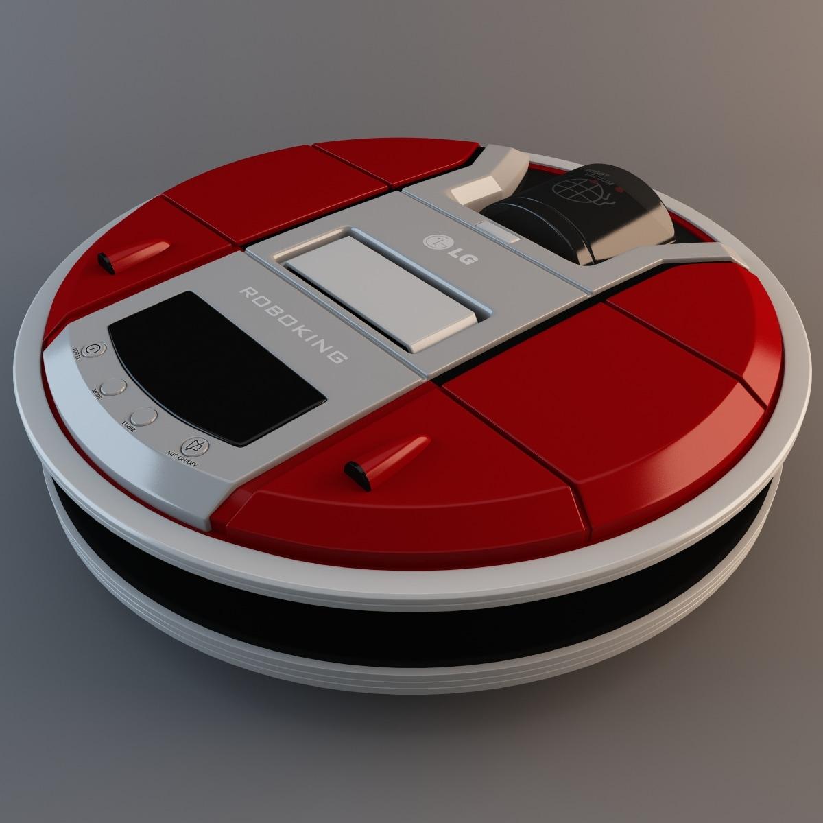 3d lg robot vacuum