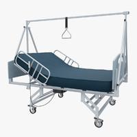 Convaquip 5500 Hospital Bed