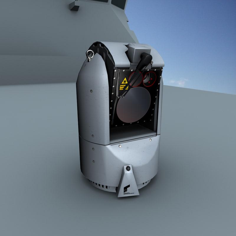 rheinmetall defence msp 500 3d max
