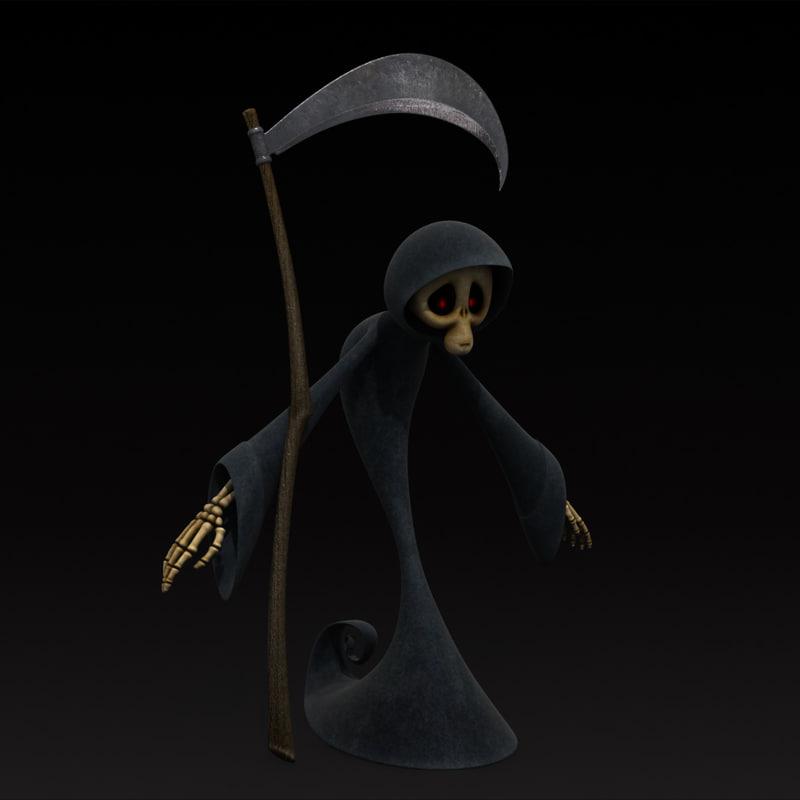cartoon reaper max
