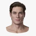 head 3D models