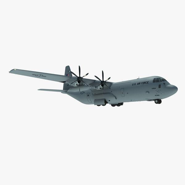c-130j-30 super hercules obj
