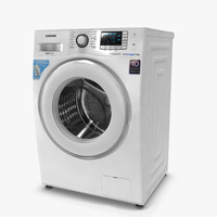 3ds max samsung washing machine