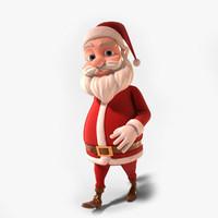 Santa Rigged