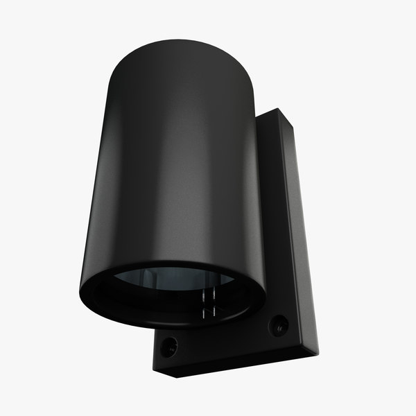 3d outdoor light model