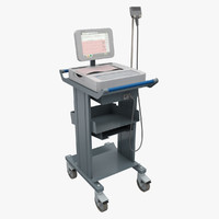 wireless digital electrocardiograph quinton 3d max