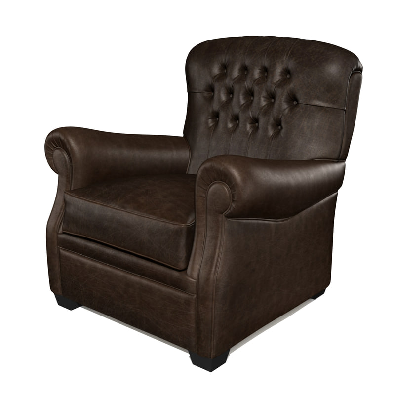 3ds max armchair loris