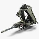 machine gun 3D models