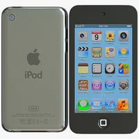 3d model generation 16gb ipod touch