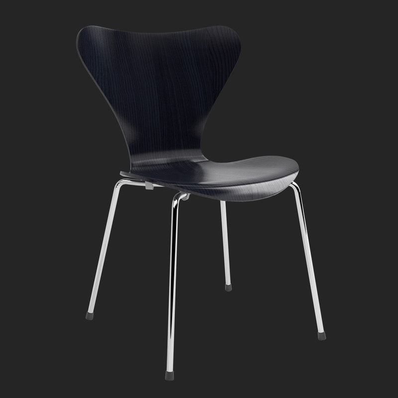 obj series 7 chair design