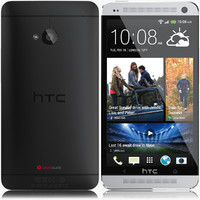 HTC ONE 2013 Black And White