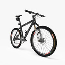 mountain bicycle 3D models
