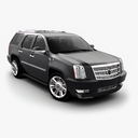 Escalade 3D models